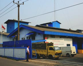 Curug Factory
